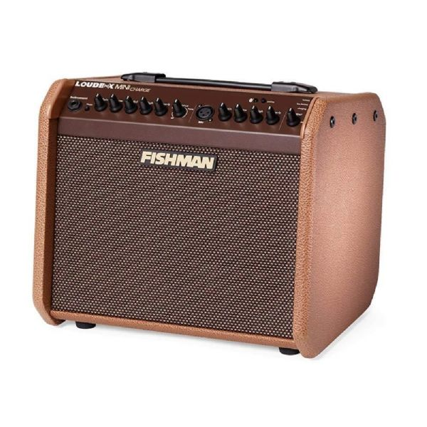 Fishman Loudbox Mini Charge Acoustic Guitar Amplifier 60 Watts - PRO-LBXCHAR